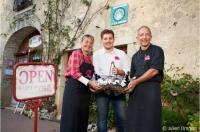 Evenement Bourgogne Dégustations commentées de nos produits fermiers