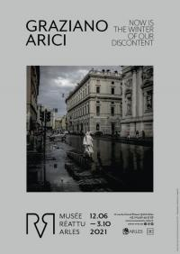 Evenement Arles Graziano Arici Now is the Winter of our Discontent