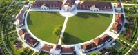 Evenement Franche Comté Les arts du Cirque et les jardins en mouvement à la Saline royale
