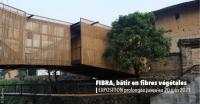 Evenement Caen Exposition FIBRA, bâtir en fibres végétales