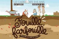 Evenement Saint Loubès Fouille, Farfouille : Aventure-toi dans le temps.