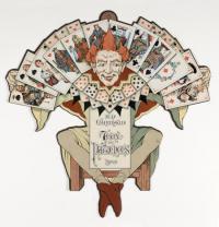 Evenement Hauts de Seine Exposition : Le Joker, un fou au pays des cartes