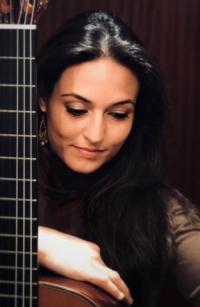 Evenement Stonne 28e Rencontres Guitare et Patrimoine en Ardennes - Anabel Montesinos (Espagne)
