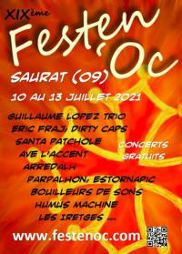 Evenement Saint Pierre de Rivière Festen'Òc