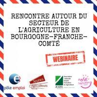 Evenement Dijon Rencontre autour du secteur de l'agriculture en Bourgogne-Franche-Comté