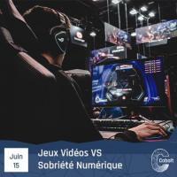 Evenement Poitiers Jeux Vidéo VS Sobriété Numérique : Quels impacts de nos simulations virtuelles sur l'environnement -