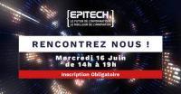 Evenement Nancy Open Day - Epitech Nancy