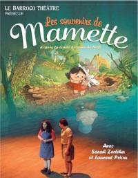 Evenement Bourgogne Spectacle « Les Souvenirs de Mamette », de la Compagnie « Barroco Théâtre »