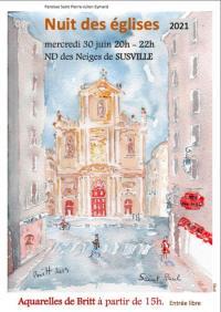 Evenement Saint Firmin Chapelle Notre-Dame des Neiges - Susville (38)
