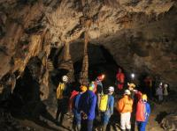 Evenement Saint Pierre de Rivière Découverte du monde souterrain avec le SCArize (CDS09) à la grotte de Sabart