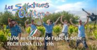 Evenement Bonnac Les Sulfateurs Occitans s'invitent au Château de Fajac-la-Selve