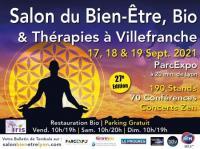 Evenement Limas Salon du Bien Etre, Bio & Thérapies de Lyon Villefranche