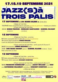 Evenement Saint Michel Jazz(s) à Trois Palis