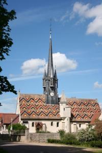 Evenement Ruffey lès Beaune Visite de l'Église Saint-Léger