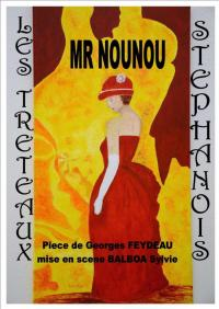 Evenement Treilles Monsieur Nounou