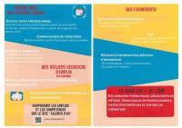 Evenement Montmoreau Saint Cybard Visite entreprise et présentation métiers