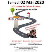 Evenement Marolles sous Lignières La Savonnette : Descente en caisses à Savon