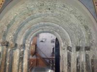 Evenement Ariège Visite guidée de l'ancien portail roman