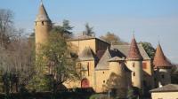 Evenement Limas Visite guidée château de Jarnioux