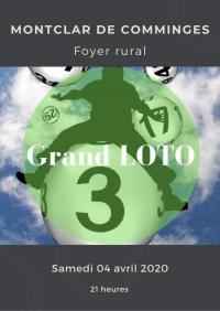 Evenement La Bastide du Salat Grand Loto