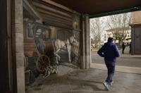 Evenement Genas Visite des fresques murales de la rue de la République de Genas