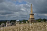 Evenement Raucourt et Flaba Le cimetière Saint-Charles, d'une guerre à l'autre