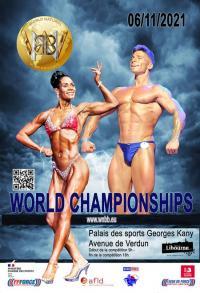 Evenement Périssac Championnats du monde de culturisme