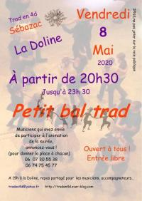 Evenement Lassouts Le p'tit bal trad du mois