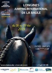 Evenement Pornic ANNULÉ - Longines FEI Jumping Nations Cup de France