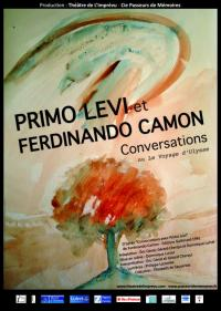 Evenement Pizay Primo Levi, Ferdinando Camon, Conversations