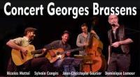 Evenement Carry le Rouet Concert Georges Brassens par Dominique Lamour