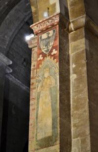 Evenement Valvignères Visite des peintures murales de la cathédrale
