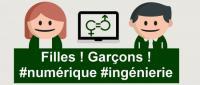 Evenement Saint Laurent du Pape ANNULER ! Opération Filles ! Garçons ! #numérique #ingénierie