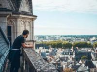 Evenement Orléans Orléans de haut en bas
