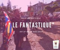 Evenement Le Pouzin Fête Médiévale de Crest édition 2020
