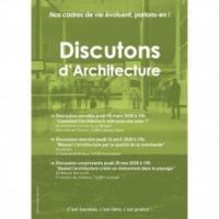 Evenement Versonnex Réussir l'architecture par la qualité de la commande - Discutons d'architecture - CAUE de Haute-Savoie