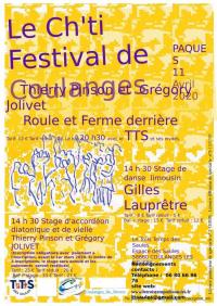 Evenement Le Veurdre Ch'ti Festival de Coulanges