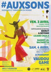 Evenement Campagnac #AuxSons - 4è édition