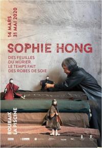 Evenement Tourcoing « Des feuilles du mûrier, le temps fait des robes de soie » Exposition Sophie Hong