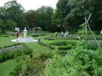 Evenement Val de Vesle Visite découverte du jardin de simples du parc de Champagne