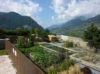 Evenement Puy Saint André Visite du jardin historique de la place forte de Mont-Dauphin