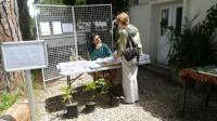 Evenement Auribeau sur Siagne Présentation et diffusion de plantes du jardin Thuret