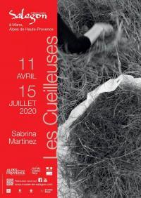 Evenement Malijai Exposition Les Cueilleuses de Sabrina Martinez