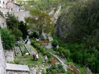 Evenement Saint Clément sur Durance visite découverte du jardin du Gouverneur