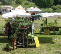 Evenement Malijai Espace de ventes de plantes et produits dérivés