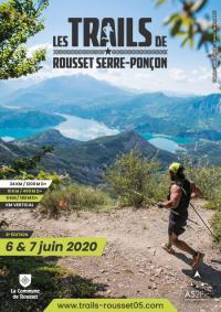 Evenement Les Orres les Trails de Rousset Serre-Ponçon 2020