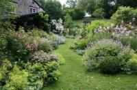 Evenement Signy l'Abbaye Visite du jardin sainte Anne dans les Ardennes