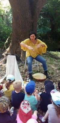 Evenement Auribeau sur Siagne Balade contée et chantée