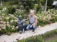 Evenement Haute Marne Venez découvrir un jardin Renaissance à l'arrière d'une maison forte, le Château Maillard.