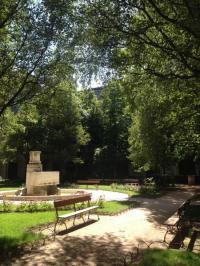 Evenement Rhône Découverte lyrique du jardin du musée des Beaux-Arts
